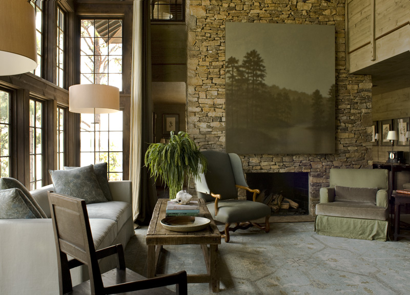 Finding Home - Mcalpine Tankersley Architecture » Interior Design